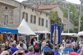 Casamaccioli, Korsika, Santa di u Niolu, Marienfest