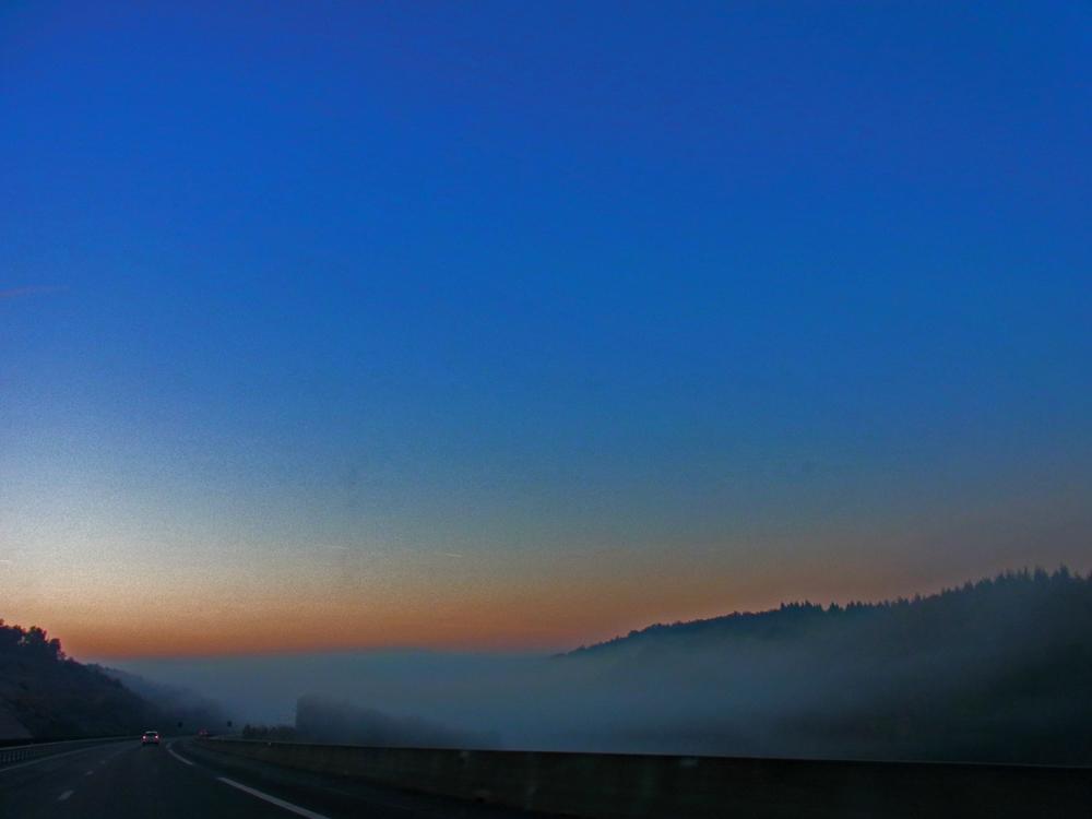 Frankreich, Autobahnmaut, Mautautomaten in Frankreich