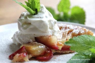 Tarte Tartin, Rezept, FRanzösischer Apfelkuchen