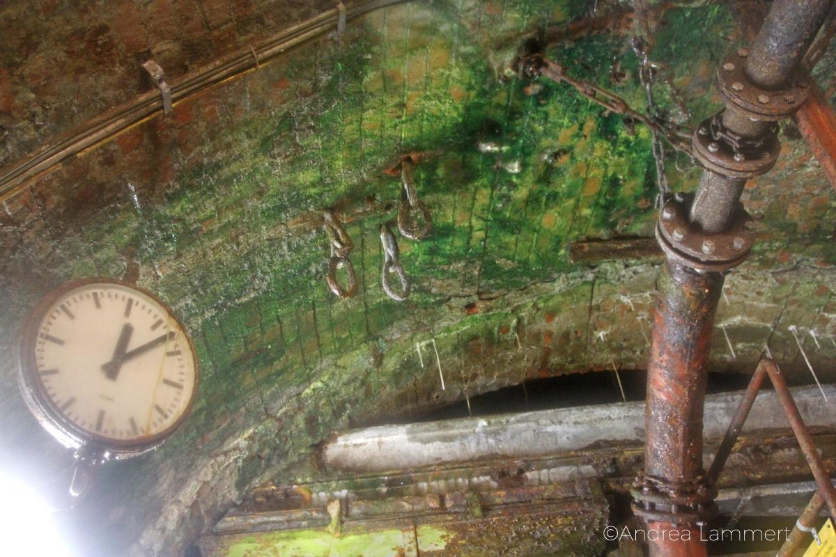 Das Bergwerk Rammelsberg im Harz - schön unter und übere Tage