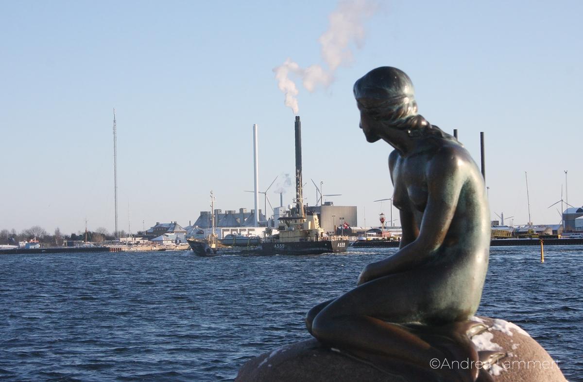Kopenhagen Geheimtipps, Meerjungfrau