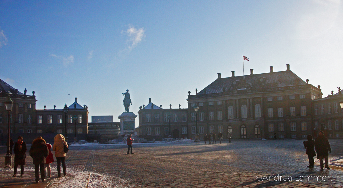 Kopenhagen Geheimtipps, Schloss
