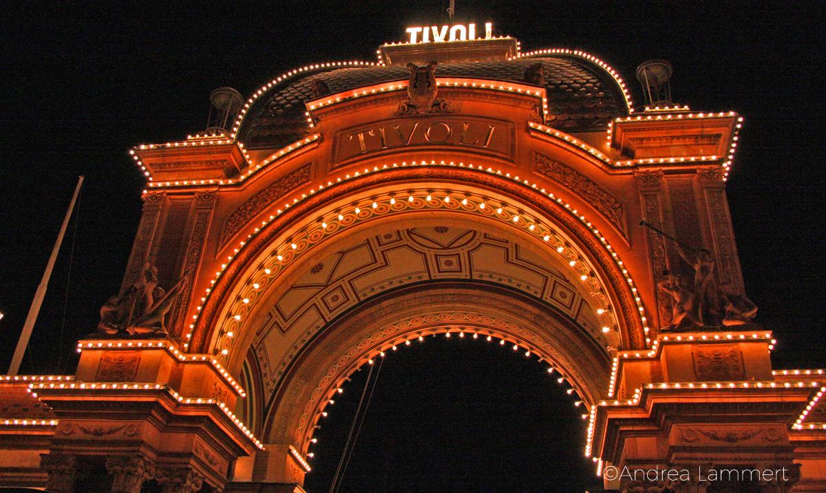 Kopenhagen Geheimtipps, Tivoli, Eingang