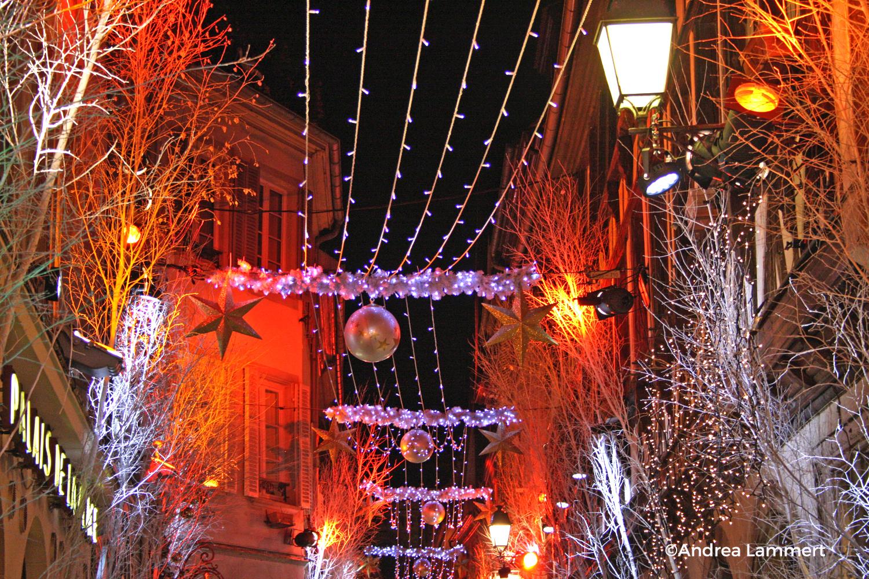 Weihnachten im Elsass, Strassburg, Weihnachtsbacken, Weihnachtsmarkt