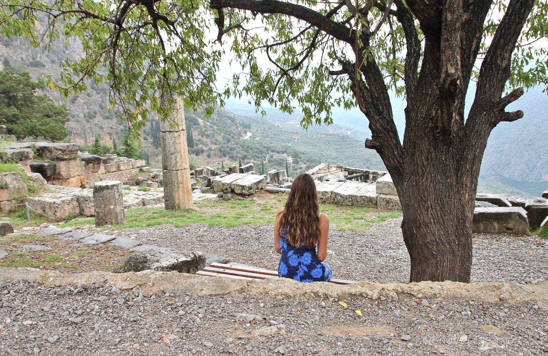 Magisches Delphi. Tempel, Übersicht