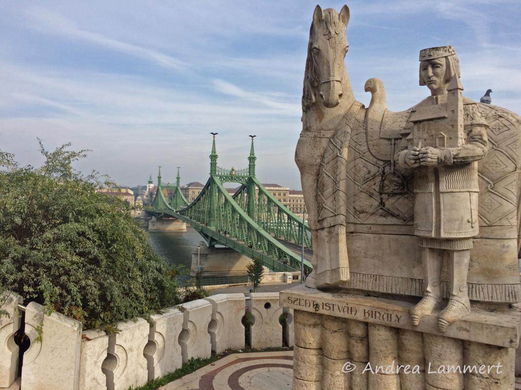 Budapest-Geheimtipps, Donau, Felsenkirche