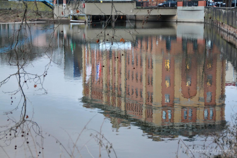 Hameln Tipps, Blaue Stunde, an der Weser