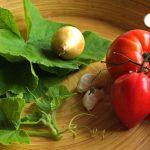 Lasagne mit Kürbisblatt-Spinat – à la Canneloni au brocciu