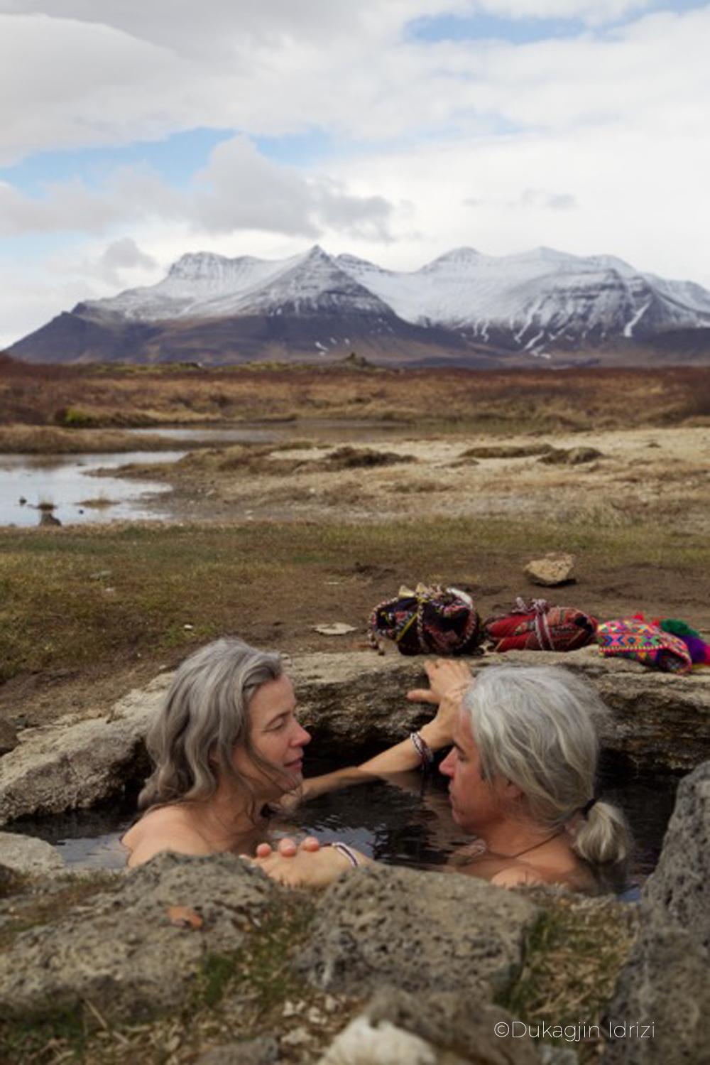 mystisches Island, geheime Plätze, schamanische Reise