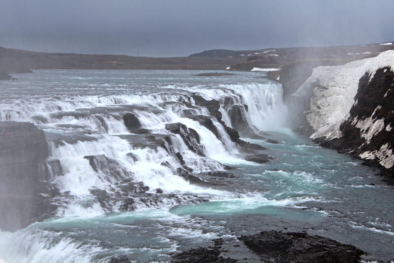 mystisches Island, geheime Plätze, Gullfoss