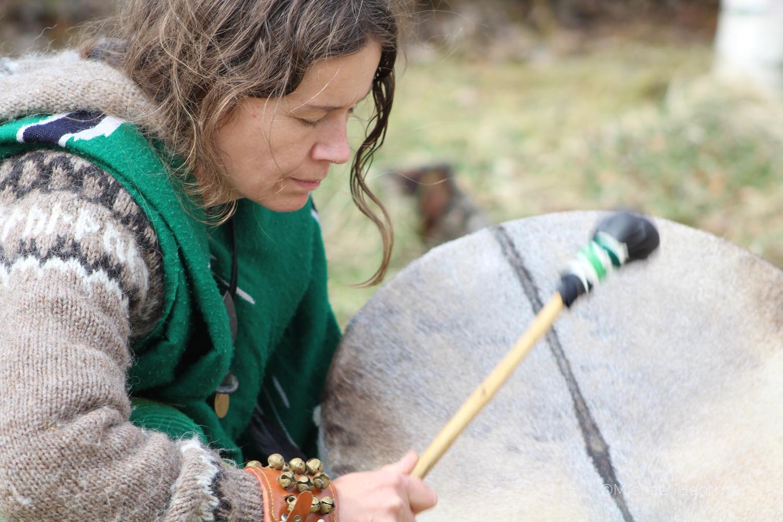 Mystisches Island - Trommelritual für Frauen, schamanisch