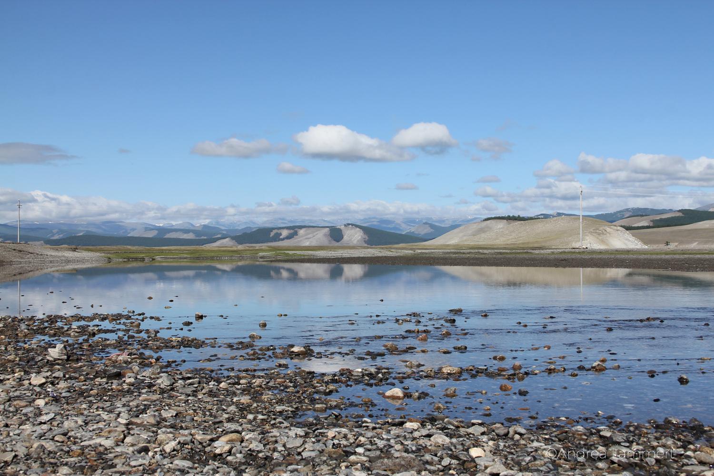 Schamanen in der Mongolei, Lake Hovsgol, Schamane, Ovo