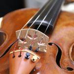 In der Werkstatt der Geigenbauerin in Hannover