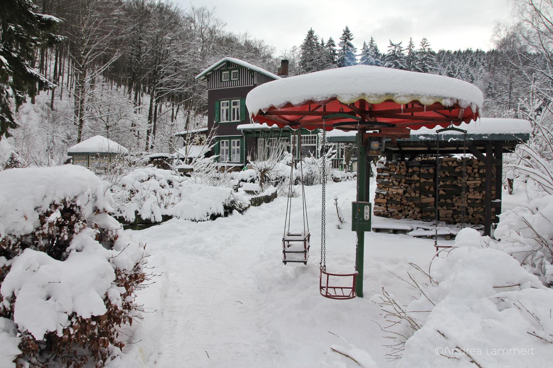 Gaststätte Radau-Wasserfall, Harz