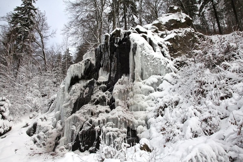 Radauwasserfall, Harz, Gaststätte