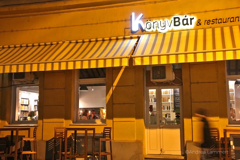 Budapest, Nightlife, Nachtleben, Ruinpubs, Könyvbar