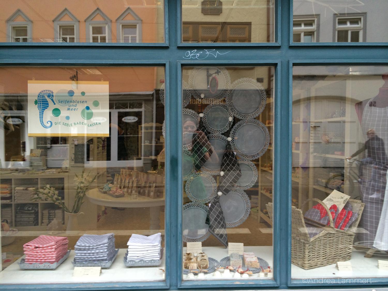 Tipps für Erfurt, Einkaufen, Seife und Meer