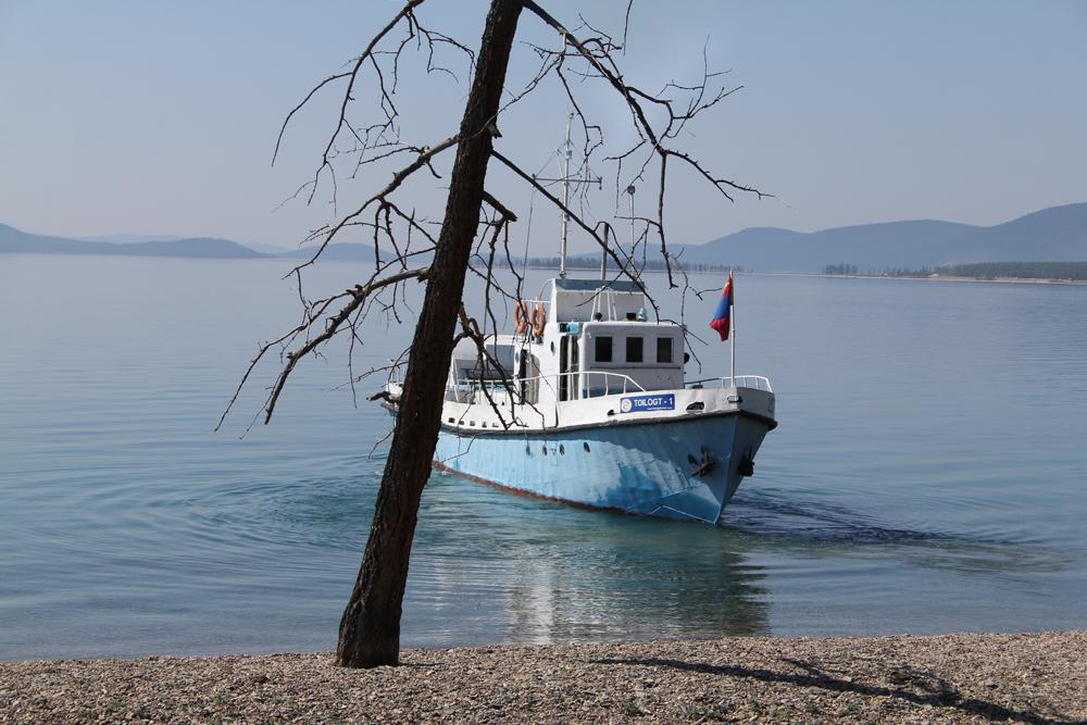 Mongolei, Lake Hovsgol, Hovsgol See, Umweltschaftz, Taiga, Möron