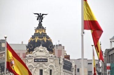 Madrid-Tipps, Atocha, Metropolis, Spanische Fahnen