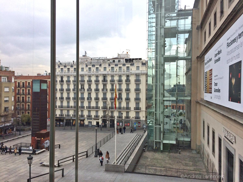 Madrid-Tipps, Atocha, Museum Reina Sofia