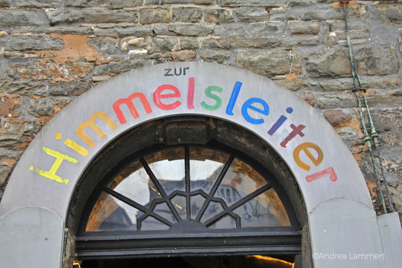 Goslar, Ein Tag in Goslar, Nordturm, Marktkirche, Treppenhaus, Aufstieg