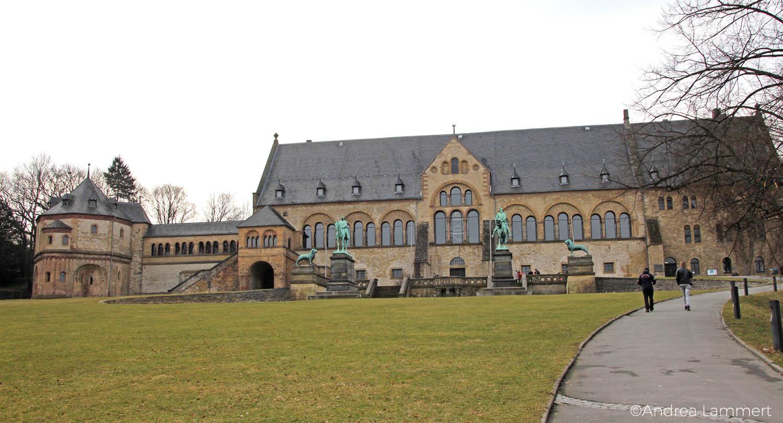 Goslar, Ein Tag in Goslar, Kaiserpfalz,