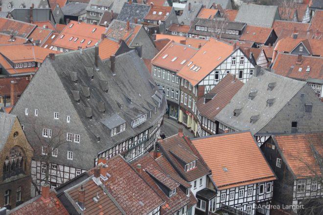 Goslar, Ein Tag in Goslar, Innenstadt