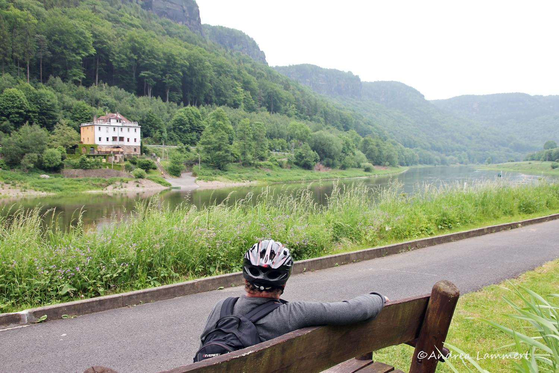 Elberadweg, Tschechien, Leitmeritz, Litomerice, Schönau,