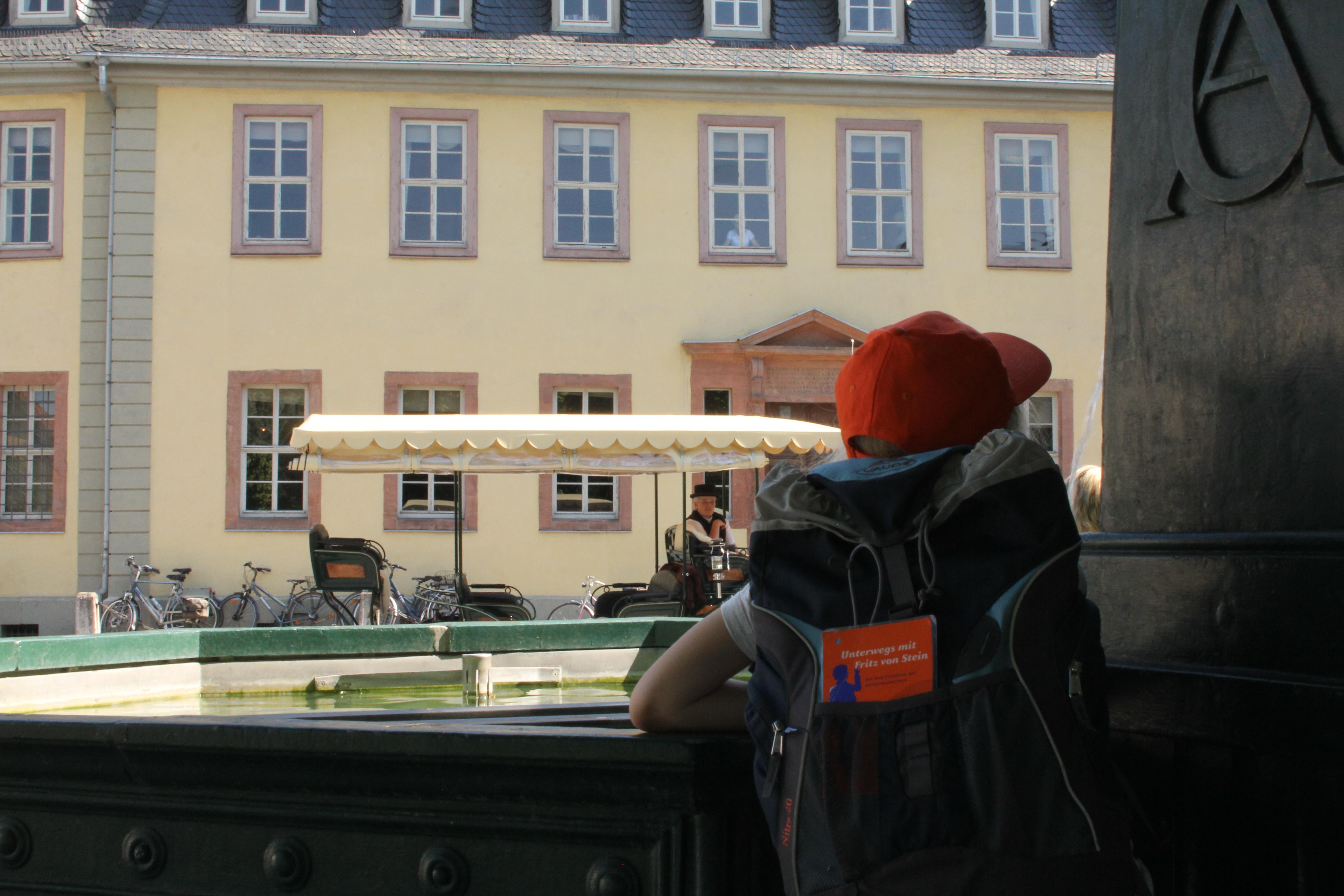 Weimar, Klassikstiftung, Kinderrucksack, Ripps für Kinder