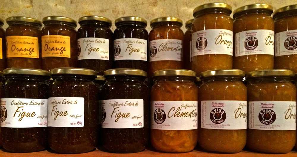 Tipps für Korsika, Essen, Feigenmarmelade