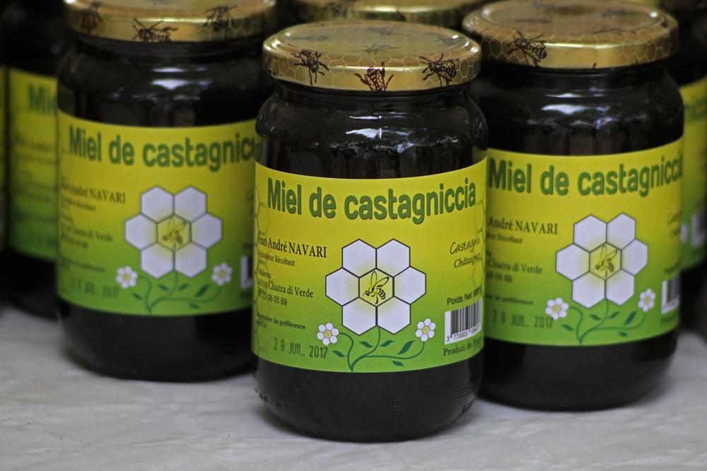 Tipps für Korsika, Essen, Kastanienbier