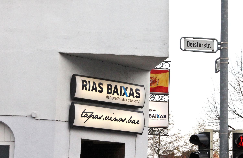 Deisterstraße, Hannover, Rias Baixas
