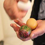 Die Geheimnisse polnischer Ostereiermuster