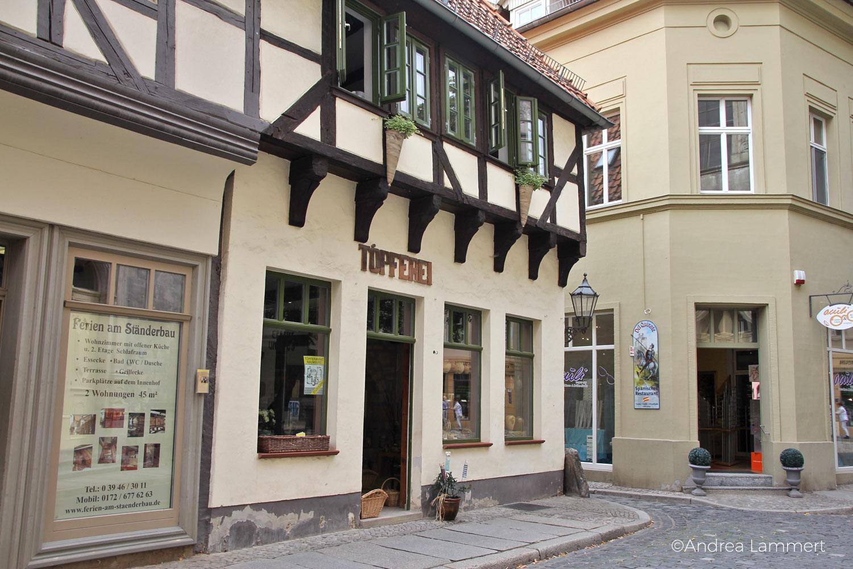 Quedlinburg, Harz, Tipps für Quedlinburg, Töpferei