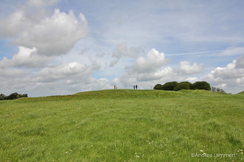 Irland, Kraftplatz Hills of Tara, Kraftplatz, Meath, Rath der Synoden