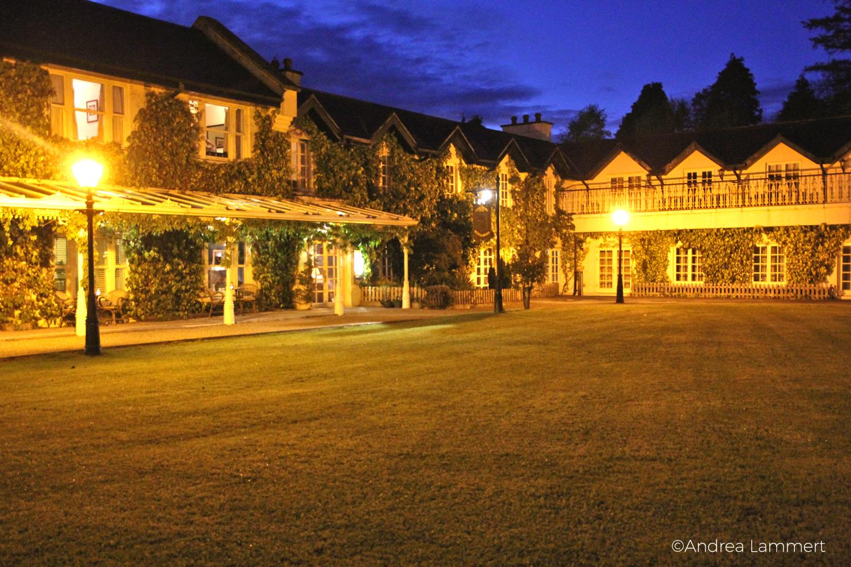 Brook Lodge, Macreddin Village, Irland, Straberry Tree