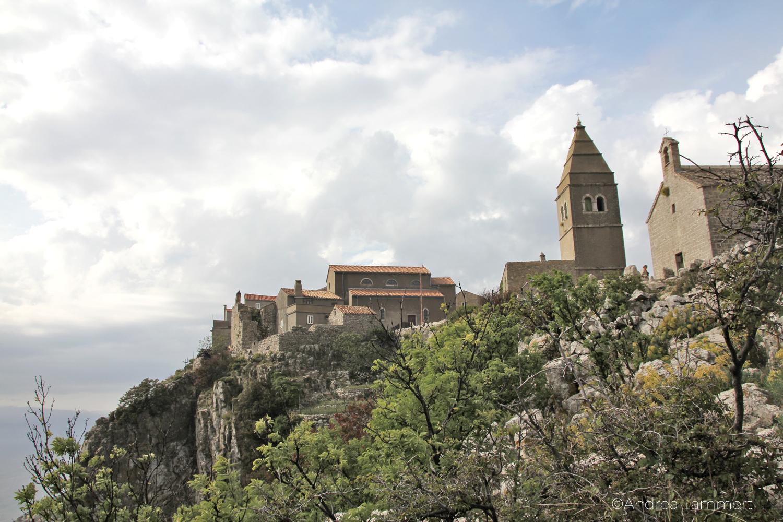 Lubenice, Kvarner Bucht, Kroatien, Cres
