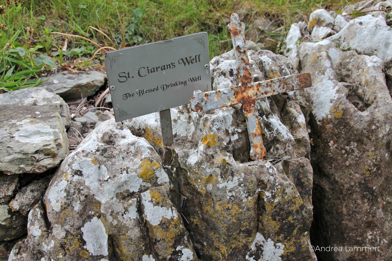 St. Ciaran's Well, Kells, Irland, Castlekeeran,