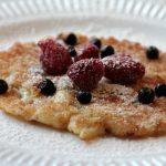 Vegane Pfannkuchen, die gelingen