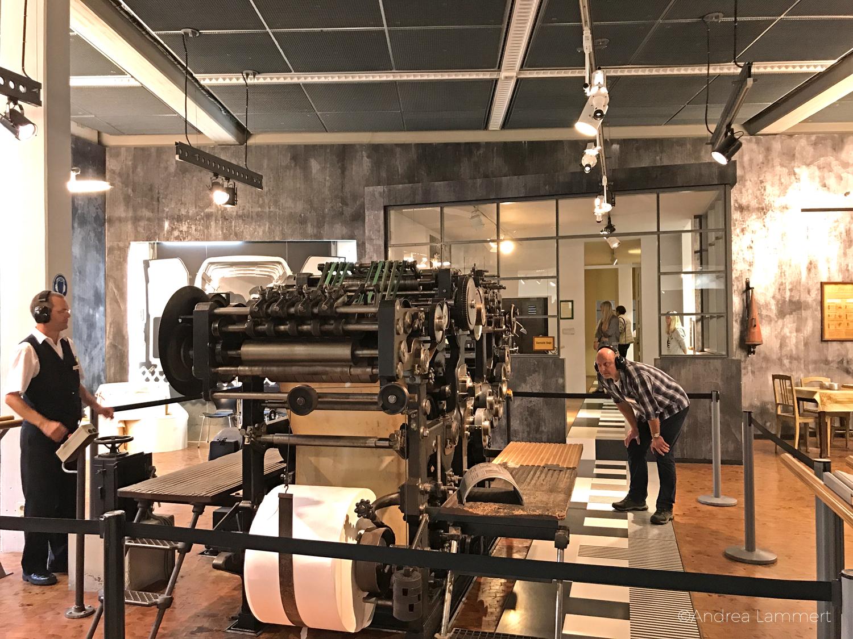 Dasa Dortmund, Deutsche Arbeitsschutzausstellung. Exponat