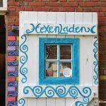 Jadebusen: Besuch bei der Nordsee-Hexe Minerva