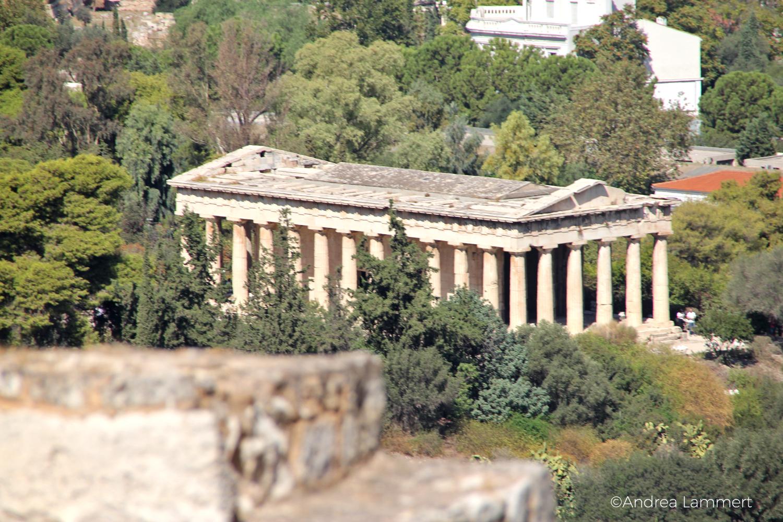 Akopolis, Athen
