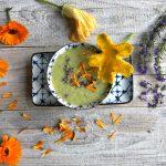 Hilfe, zu viele Zucchini! Ab in die Suppe