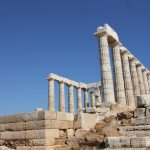 Sounion: Der Tempel des Poseidon