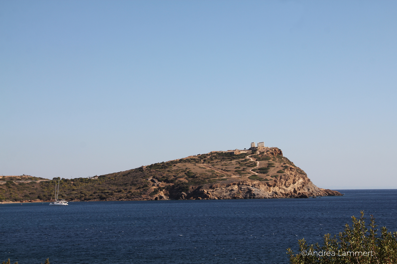 Poseidontempel Kap Sounion, Attika, Athen