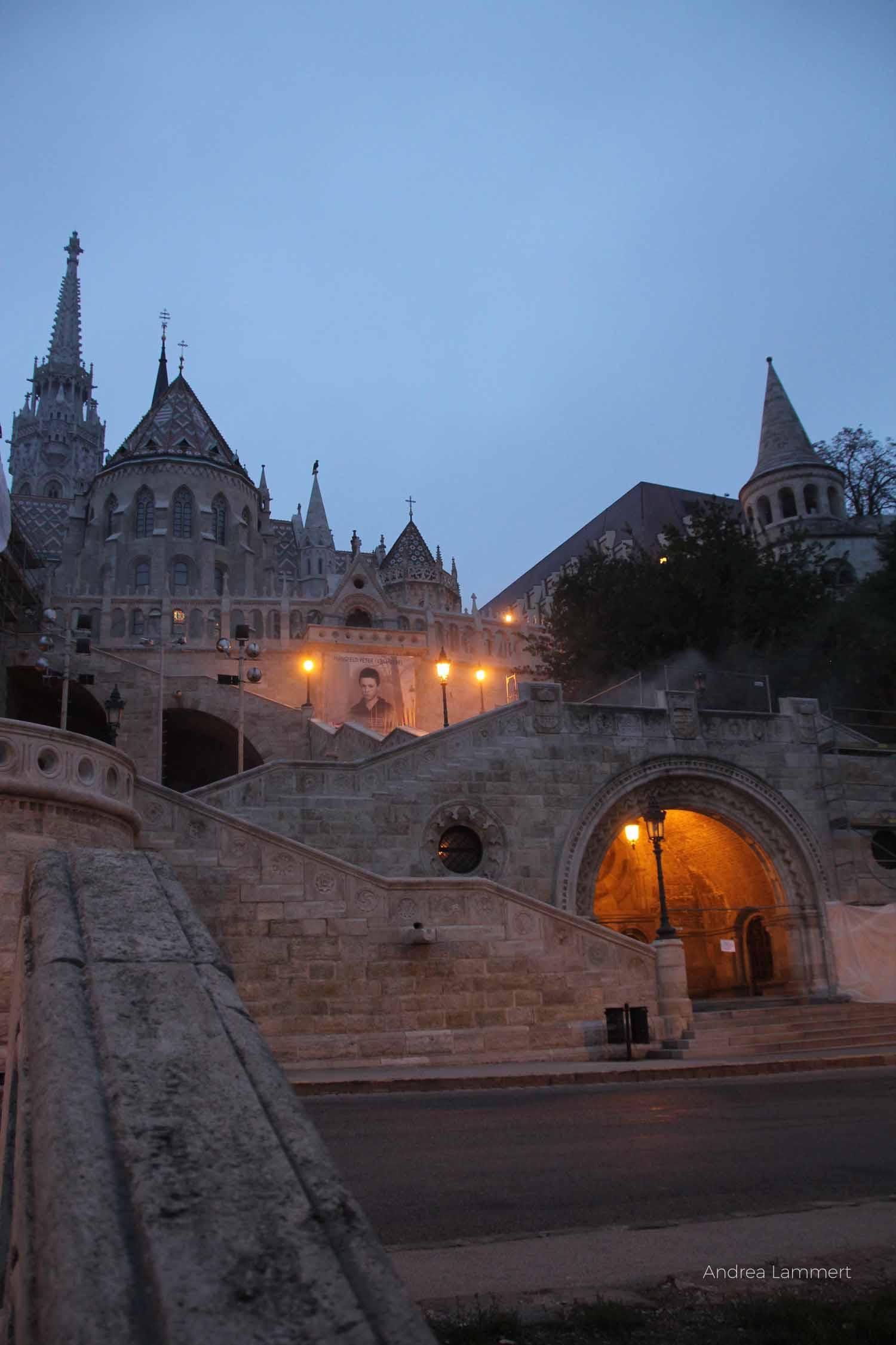 Budapest, Sehenswürdigkeiten