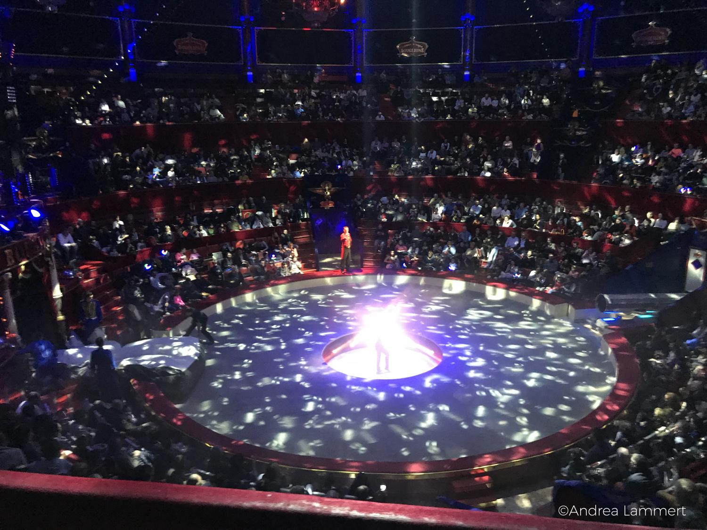 Paris mit Kindern, Cirque d'hiver
