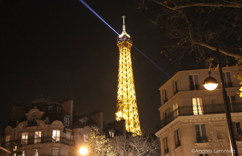 Paris mit Kindern, Eiffelturm