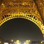 Paris, der Eiffelturm und wenn die Angst Zäune baut