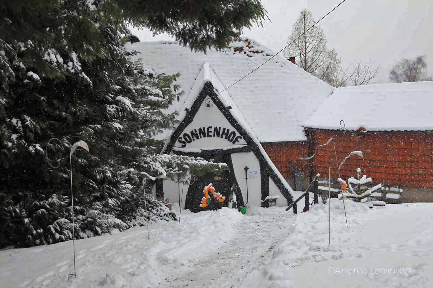 Café Winuwuk, Bad Harzburg, Harz